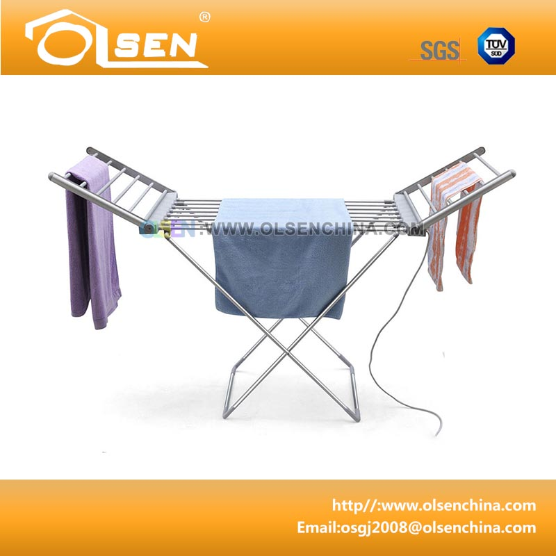 Electric Clothes Airer With Wings