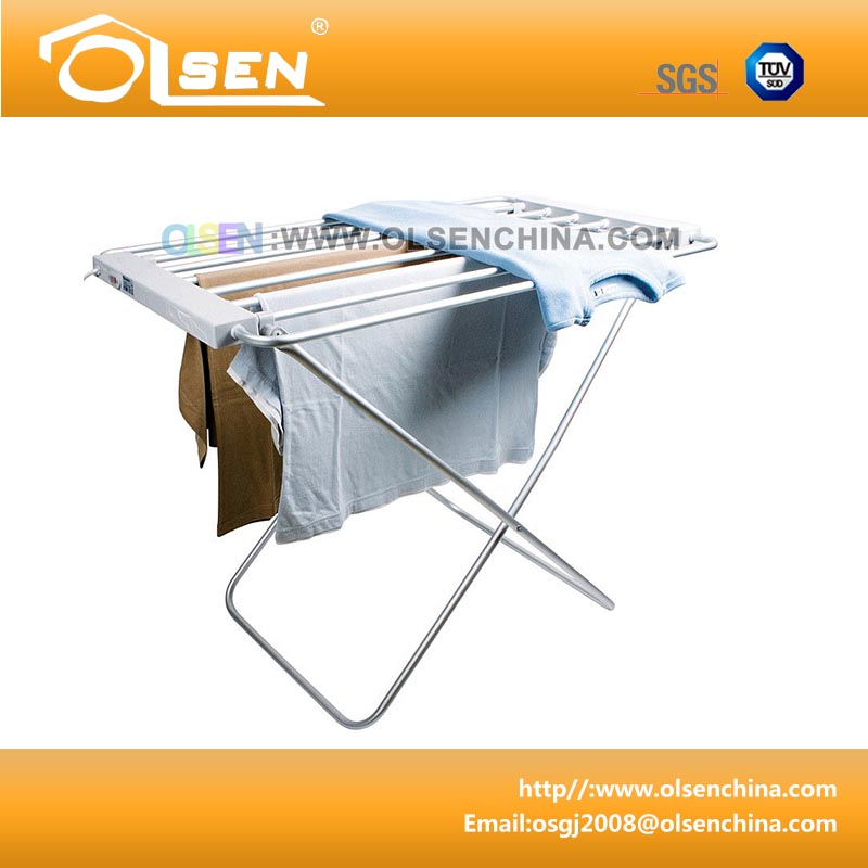 Heated Clothes Airer for Drying Clothes, Bed Sheet and Tablecloth